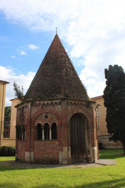 Roteiro em Pisa - Cappella di Sant'Agata