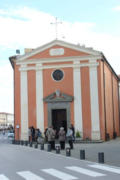 Roteiro em Pisa - Chiesa di Santa Cristina