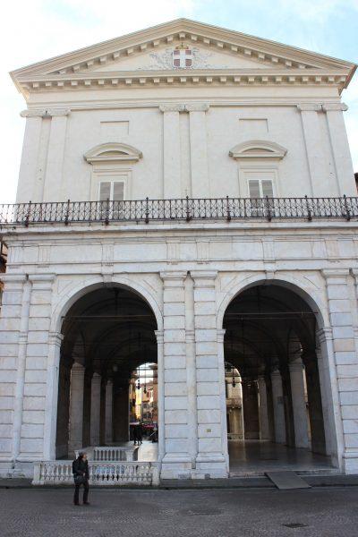 Roteiro em Pisa - Logge di Banchi