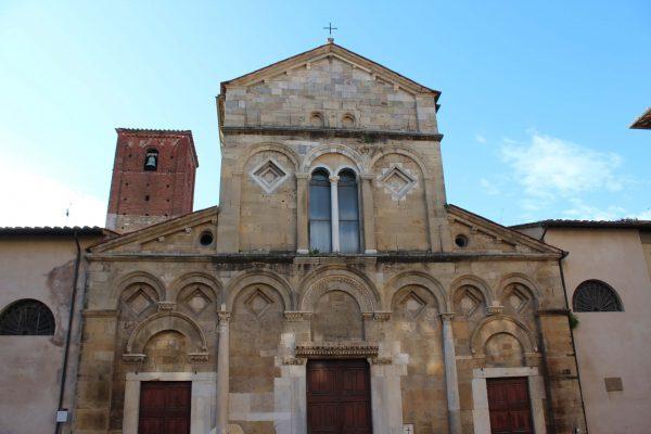 Roteiro em Pisa - Chiesa di San Frediano
