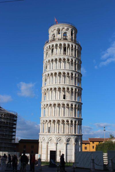 Roteiro em Pisa - Torre de Pisa