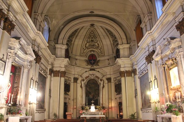 Roteiro em Pisa - Chiesa di San Giuseppe