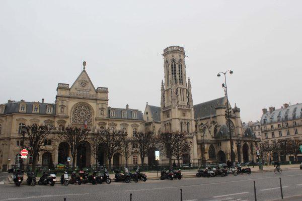 Igreja de St. Germain l'Auxerrois