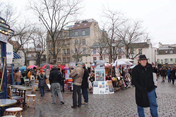 Visitar Paris em 4 dias - Montmartre