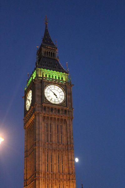 Roteiro de 4 dias por Londres - Big Ben
