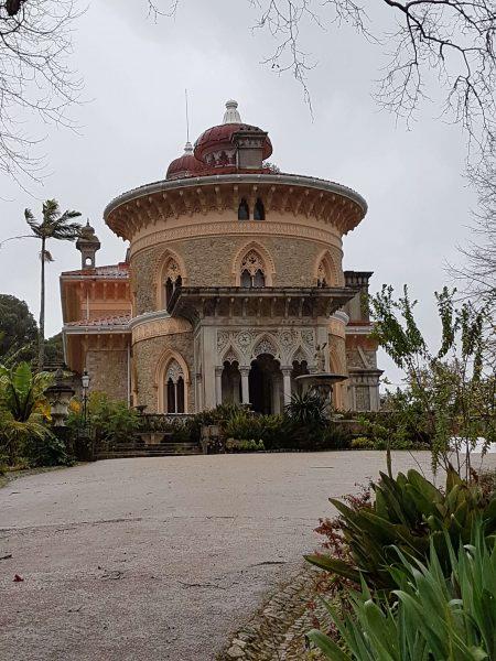 Descobrir o Parque e o Palácio de Monserrate