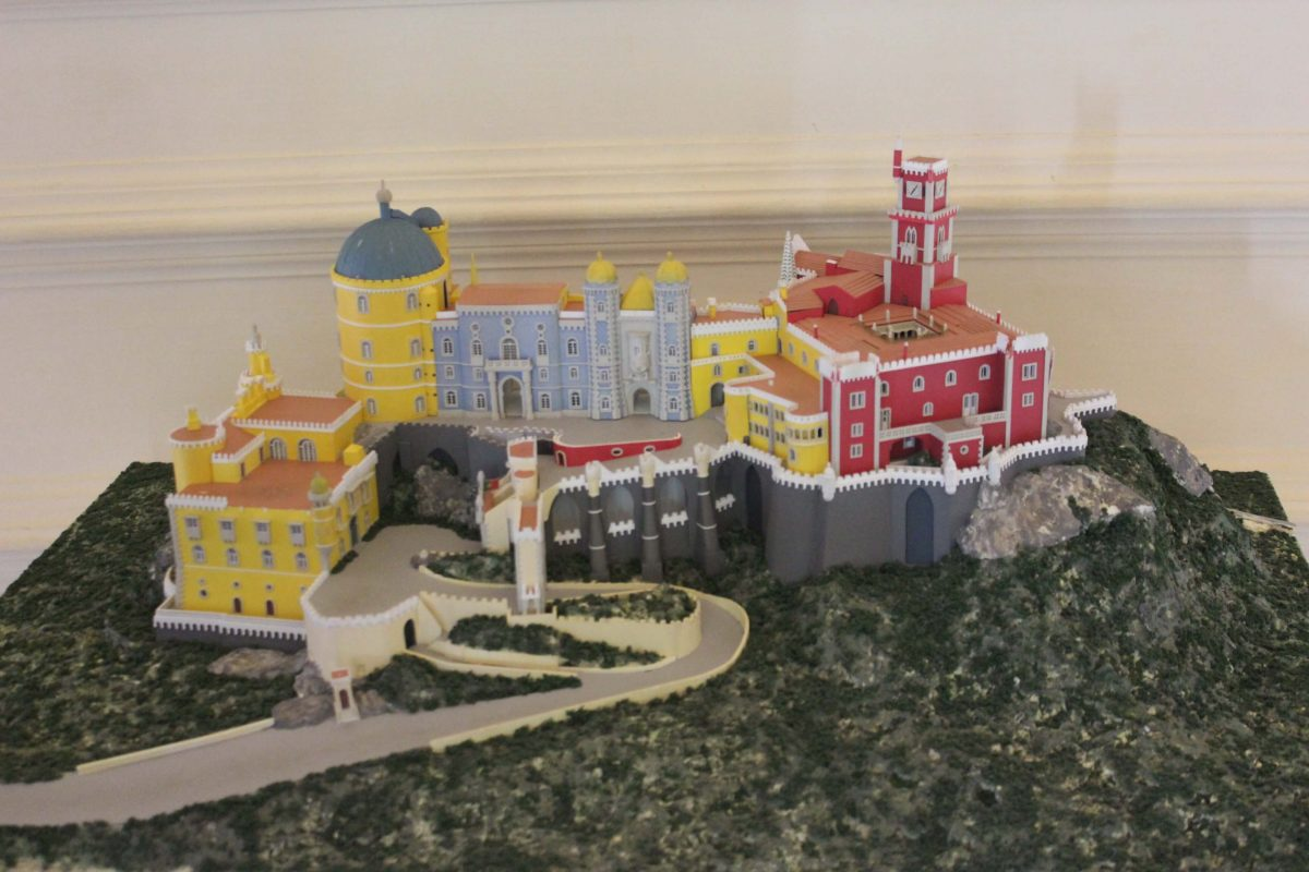 Descobrir o Parque e o Palácio da Pena