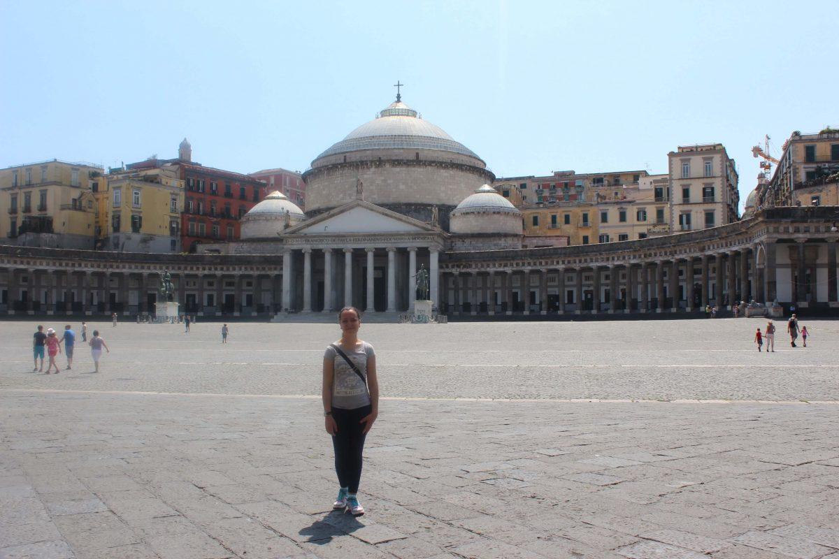 Pontos turísticos a conhecer em Nápoles