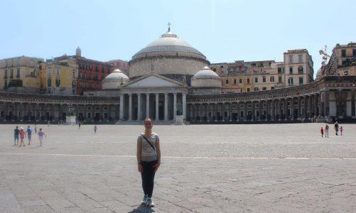 Gastronomia do mundo em Nápoles