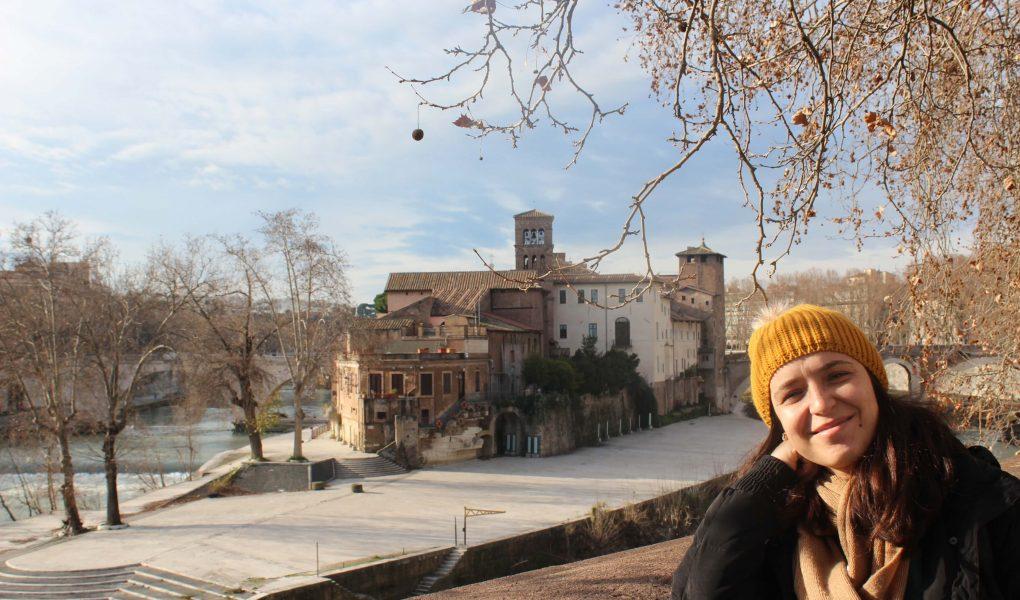 Viajar Grávida - Roma