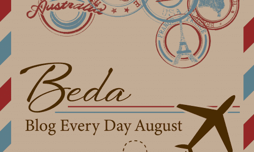 O BEDA terminou e Agosto também