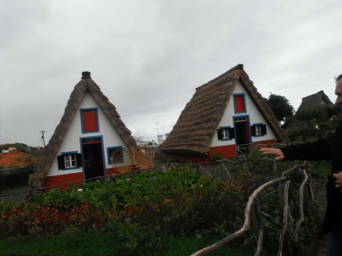 O que ver e fazer na Ilha da Madeira - Santana