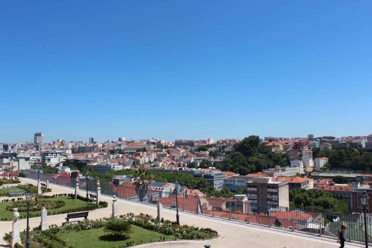 Os miradouros de Lisboa: as melhores paisagens da cidade