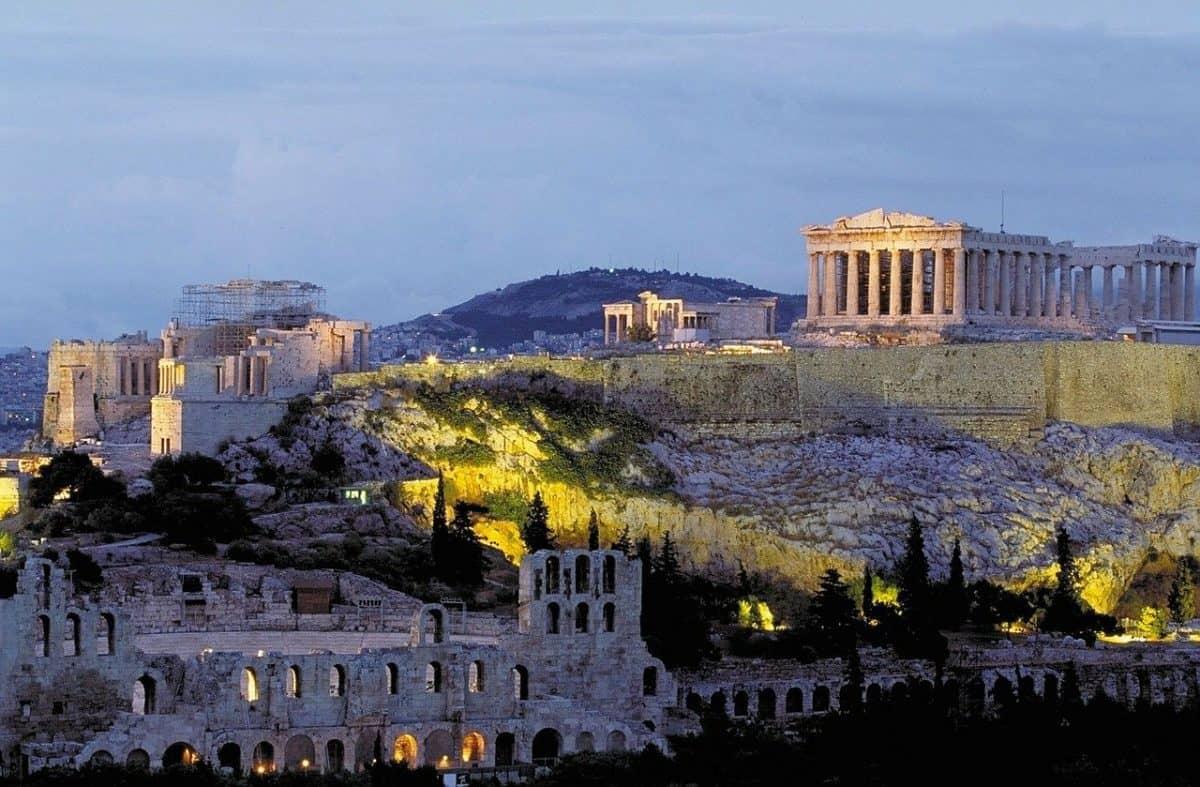 Grécia e as suas paisagens inesquecíveis - Partenon