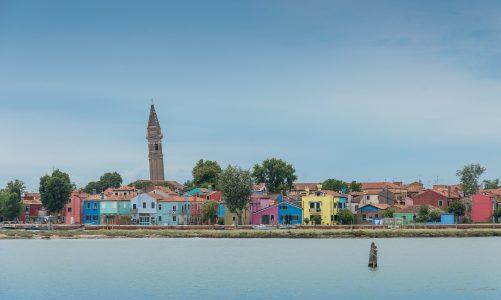 Burano e Torcello, passeio de um dia a partir de Veneza
