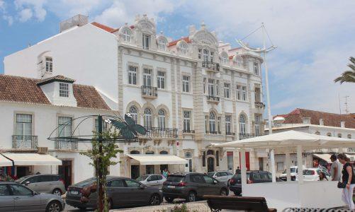 Vila Real de Santo António, a cidade iluminista no Algarve