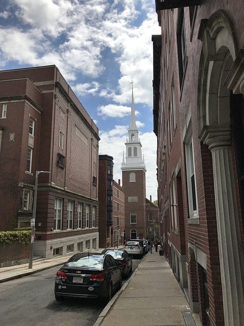 The Old North Church