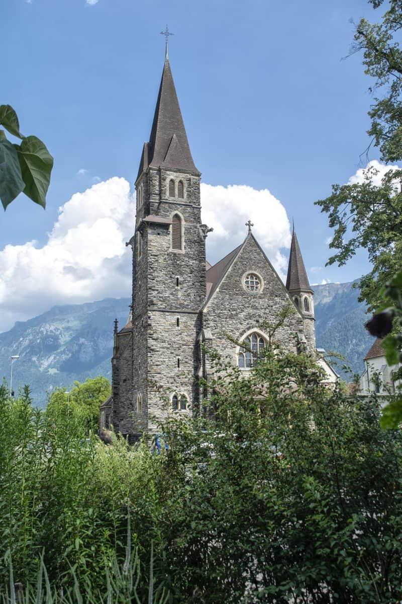 As cidades mais bonitas dos Alpes Suíços
