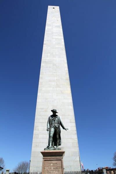 Freedom Trail - Bunker Hill
