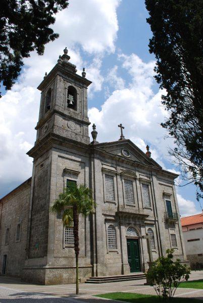 Estrada Nacional 2 - Igreja Matriz Castro Daire