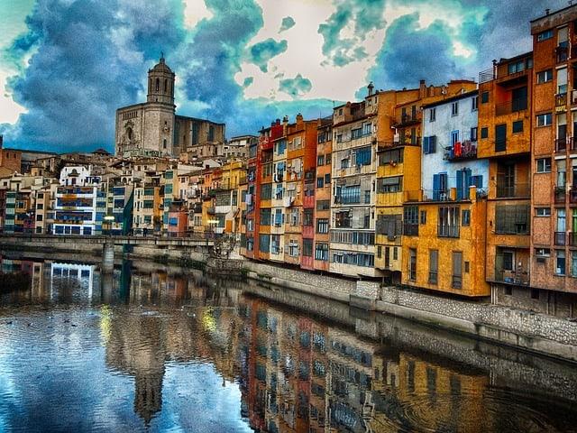 Casas del  Onyar - Girona