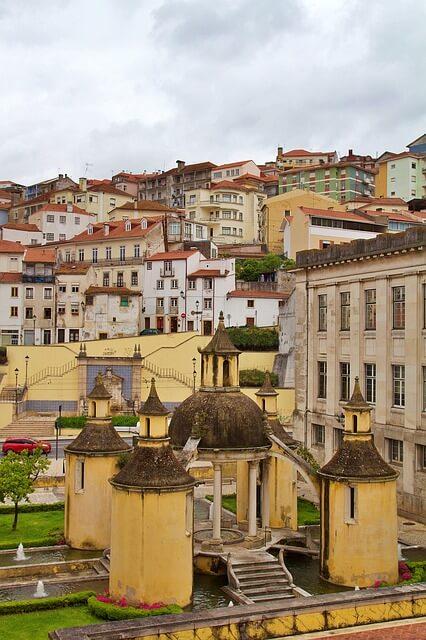 Curiosidades sobre Coimbra - Claustro da Manga